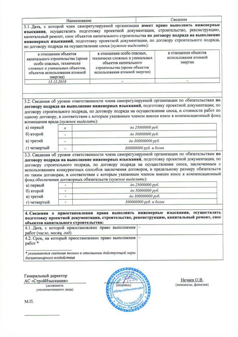 Выписка строительное СРО 2019 стр2
