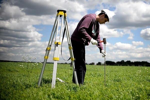 Создание планово высотной съёмочной геодезической сети
